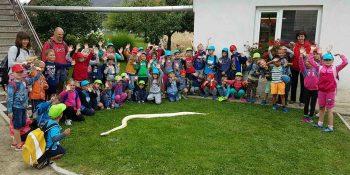 Naravoslovne delavnice po vrtcih in osnovnih šolah